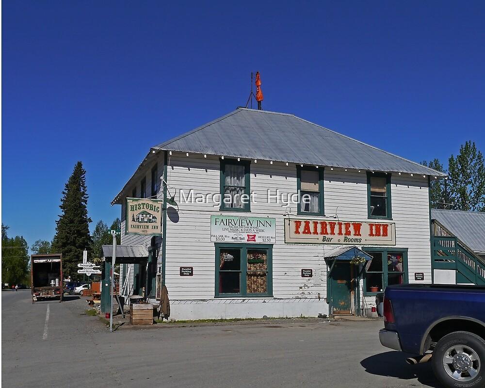 Fairview Inn, Talkeetna, Alaska by Margaret  Hyde