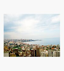 Beirut! Photographic Print