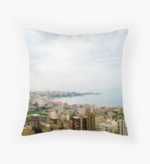 Beirut! Throw Pillow