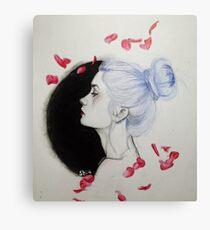 Persephone in winter  Canvas Print