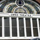 Theater Windows by Hank Eder