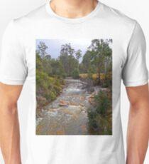 Creek, Rossarden, Tasmania, Australia T-Shirt