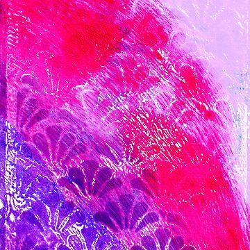 Pinky Purple Fanning by Wealie