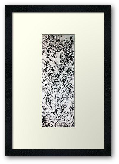 Vital Ki Tree by C Rodriguez