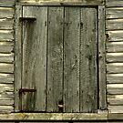 A Small Door............. by Larry Llewellyn