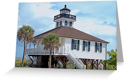 Boca Grande Light by Laurie Perry