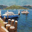 Adam Pearson's 'Brooklyn on the Hawkesbury River' by Art 4 ME