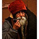 Desi Yamabushi by micpowell