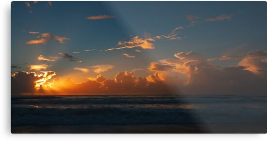 Sunrise on the Gold Coast by Danny Waters