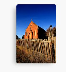 Forgotten and Abandoned - HILL END NSW Canvas Print