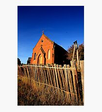 Forgotten and Abandoned - HILL END NSW Photographic Print