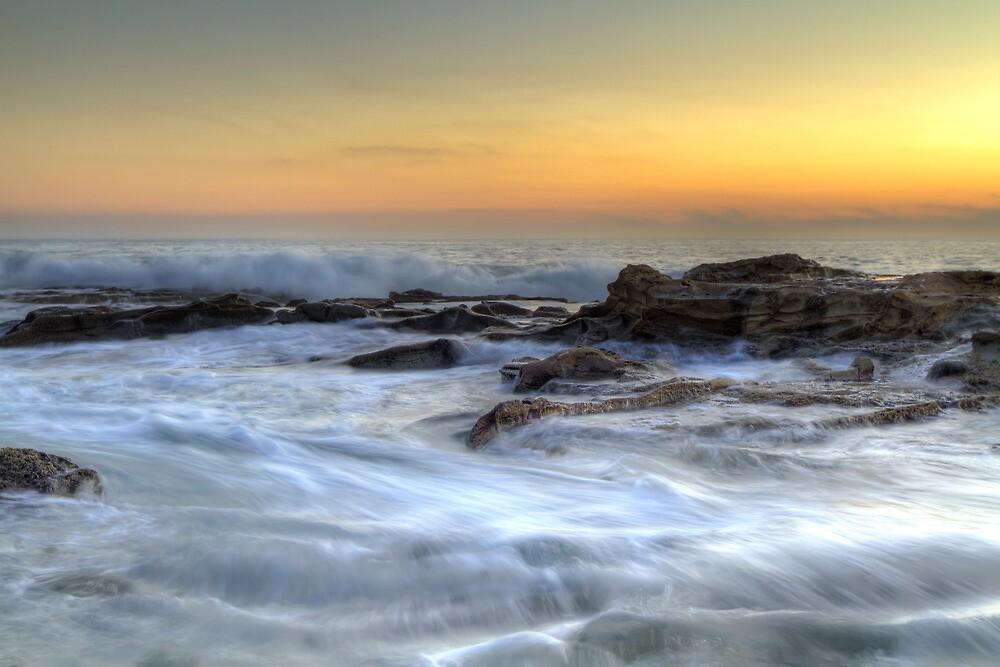 Stony Beach • Kilcunda • Victoria by Frank Moroni