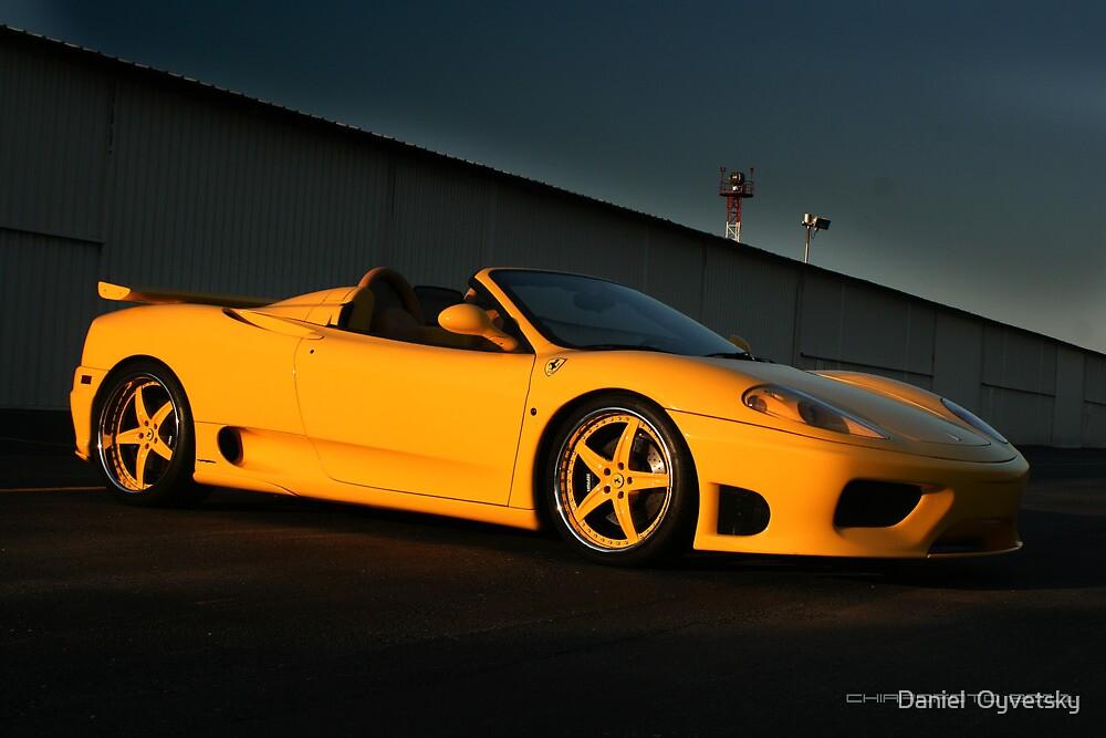 360 Ferrari Modena  by Daniel  Oyvetsky