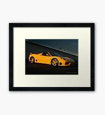 360 Ferrari Modena  Framed Print