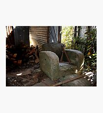 Abandoned - HILL END NSW Photographic Print