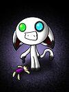 Bink and His Creepy Doll by DarthSpanky