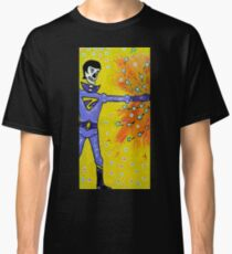 Wonder Twin Zan Day of the Dead Classic T-Shirt