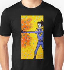 Wonder Twin Jayna Day of the Dead T-Shirt