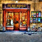 Caffe in Lucca by clint hudson