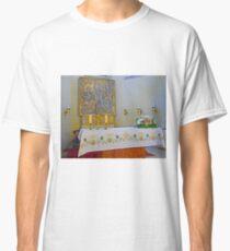Altar in Jak Church Classic T-Shirt