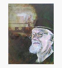 Portrait of Frank Photographic Print