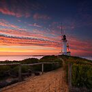 Same lighthouse, different day by Ray Yang