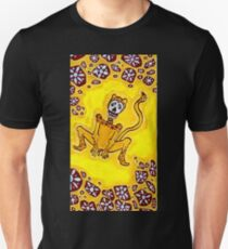 Cheetah Day of the Dead T-Shirt