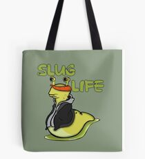 Slug Life Tote Bag