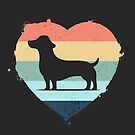 Dachshunds Love by zoljo