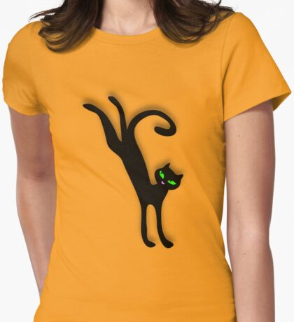 Retro kitty cat jump jive and wail T-Shirt