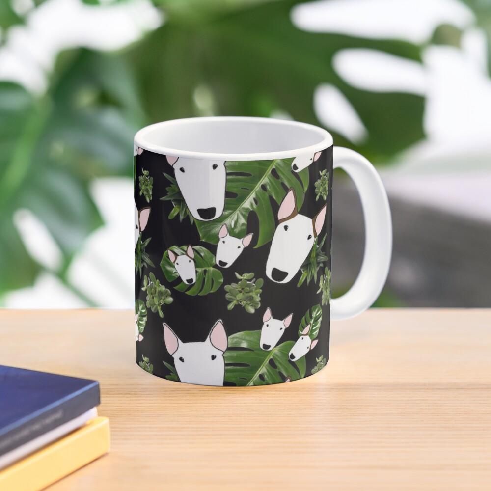 Kasper and Luna Tropical Print Mug
