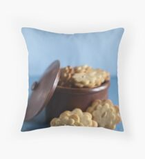 cookie jar Throw Pillow