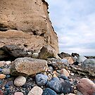 cliffs at silverstrand by Michelle McMahon
