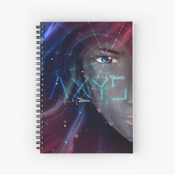 Axys - Fantasy Novel Spiral Notebook