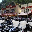 A Slice Of American Pie - The Sturgis Motorcycle Rally, Sturgis, Meade County, SD by Rebel Kreklow