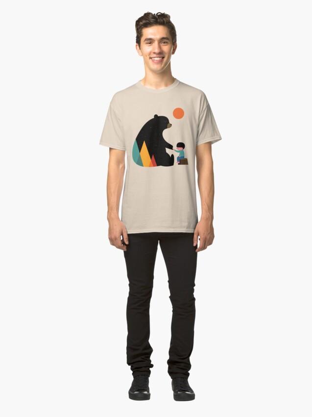 Alternative Ansicht von Versprechen Classic T-Shirt