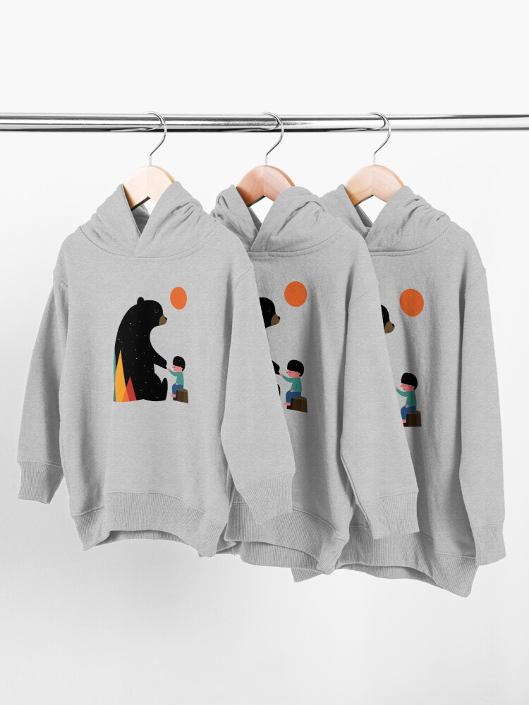 Alternate view of Promise Toddler Pullover Hoodie