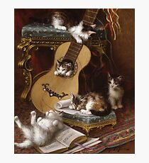 Jules Leroy - The Musicians Photographic Print