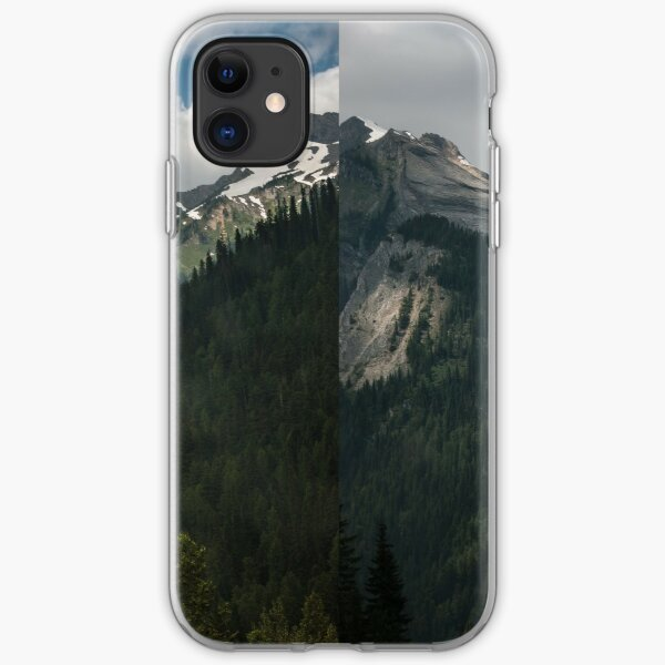 The Mountains of British Columbia iPhone Soft Case