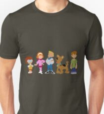 A Pup Named Scooby Doo Gang T-Shirt