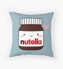 Cojín Lindo frasco de Nutella