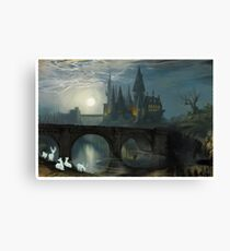 Magical Nostalgia Canvas Print