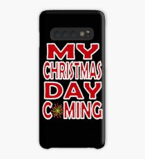 OMG Christmas Coming Case/Skin for Samsung Galaxy