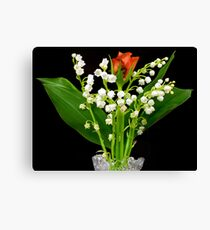 1st of May bunch Canvas Print