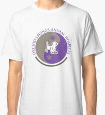 Orchid Springs Animal Hospital Logo Classic T-Shirt