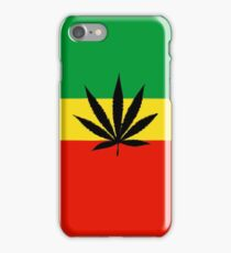 Canabis case iPhone Case/Skin
