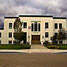 Roosevelt County (Montana) Court House by Bryan D. Spellman