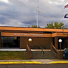 Valley County (Montana) Court House by Bryan D. Spellman