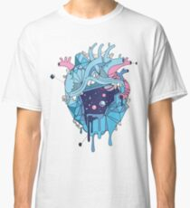 Frozen Alien Heart Classic T-Shirt