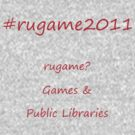 rugame2011 - red by nswRISG